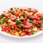 Мексиканский салат. Рецепт.