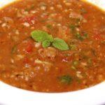 Суп харчо из курицы рецепт