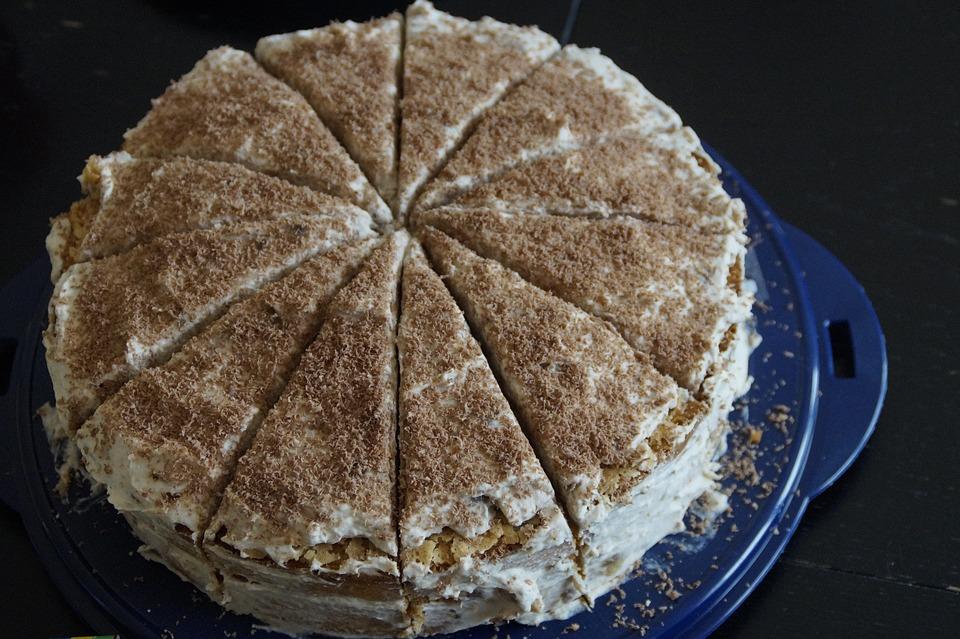 Торт Светлана без выпечки