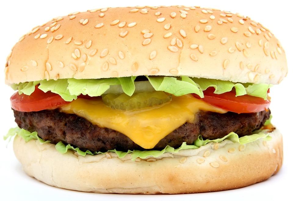 Гамбургер классический рецепт