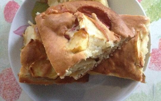 Яблочный пирог Мария рецепт